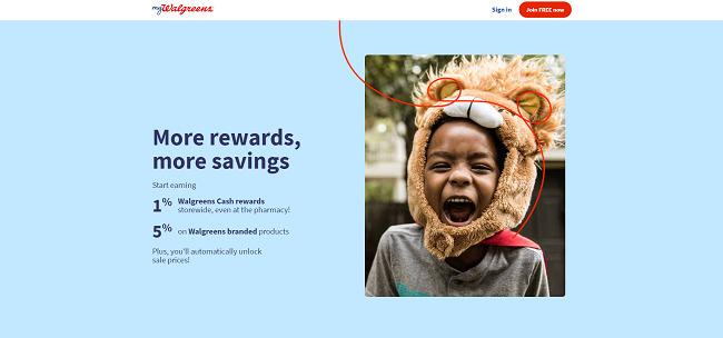 MyWalgreens-rewards