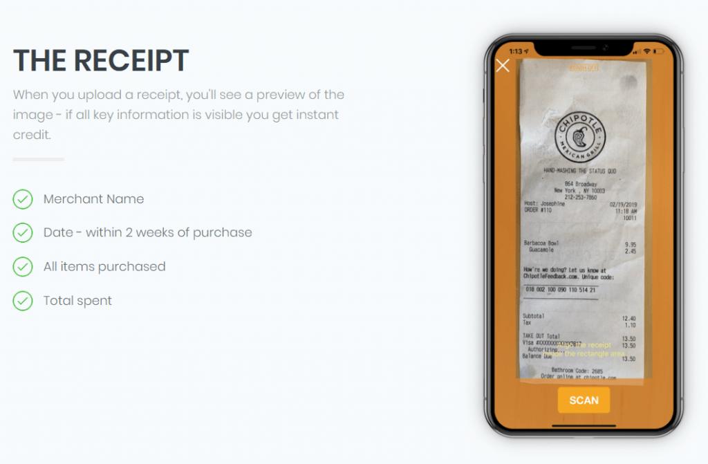 Receipt-CoinOut