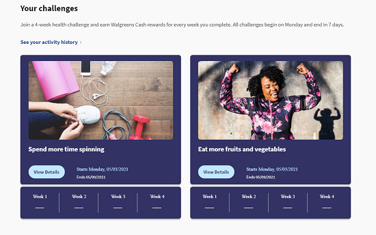 myWalgreens-health-challenges