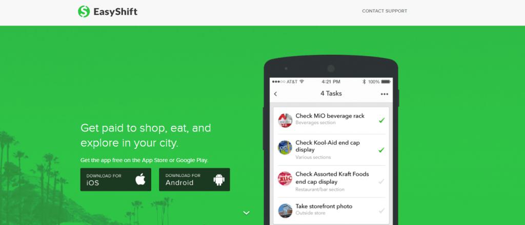 EasyShift-app