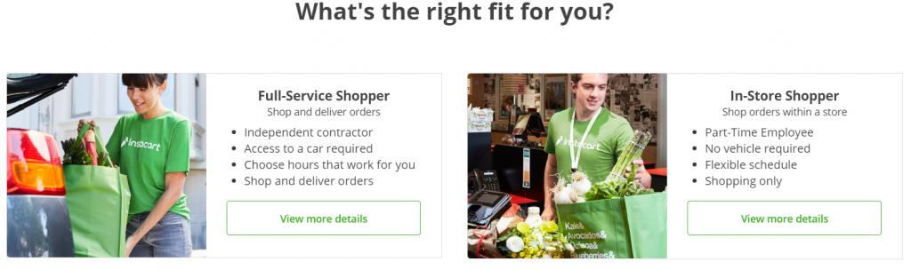 Instacart-shopper-jobs