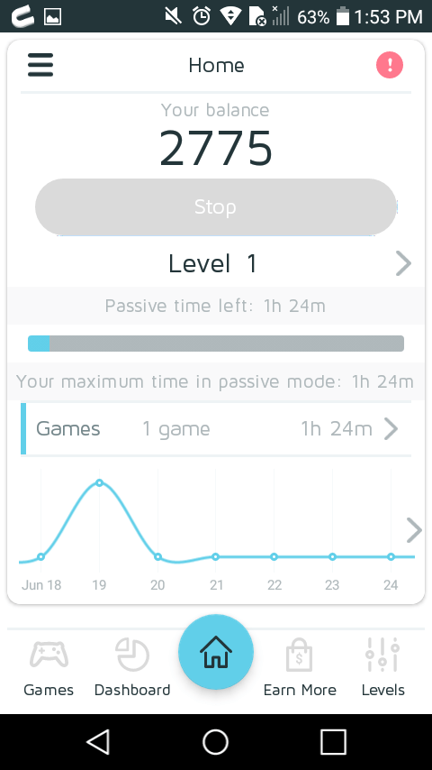 passive-run-time