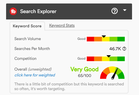 Search-Explorer-TubeBuddy