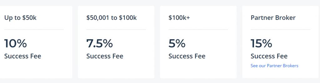 Flippa-success-fees