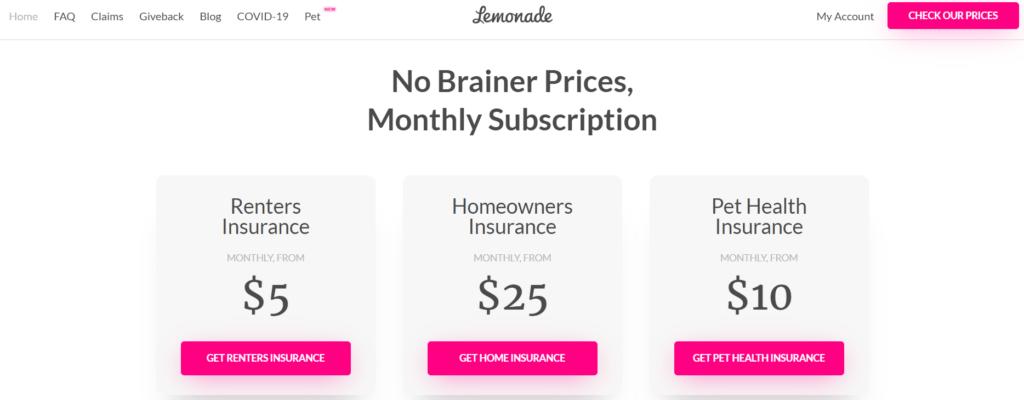 Lemonade-renters-insurance