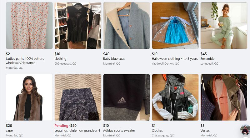 Sell-clothing-on-Facebook