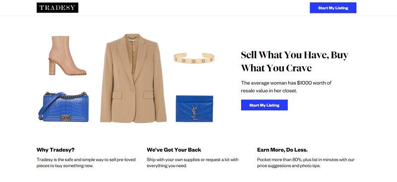 Tradesy-sell-clothing