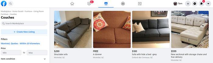free-furnishing