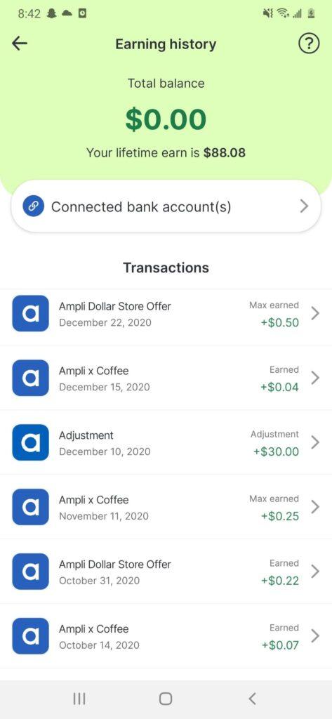 Ampli-earnings