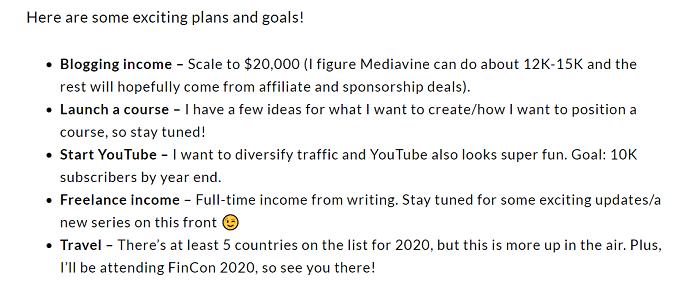 2019-blogging-goals