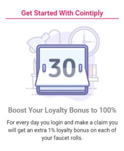 Cointiply-bonus