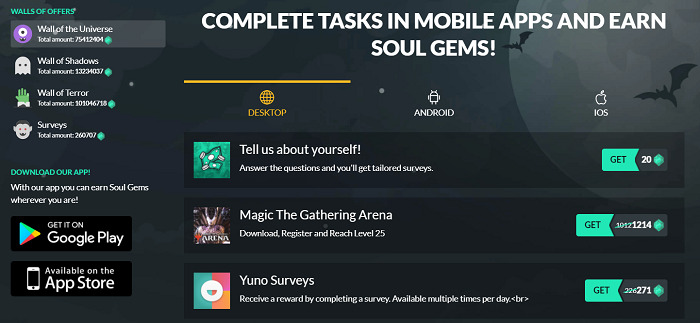 Complete-offers-Soul-Gems