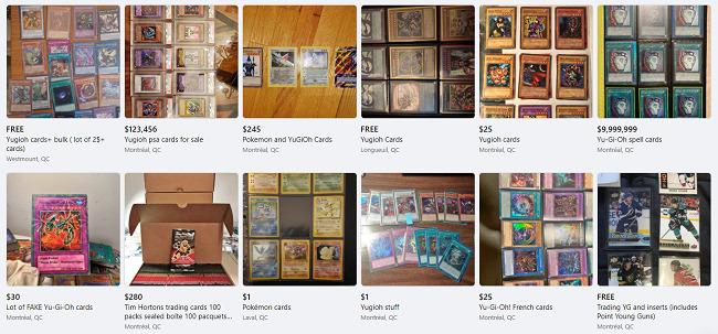 Facebook-Marketplace-Yugioh-Cards
