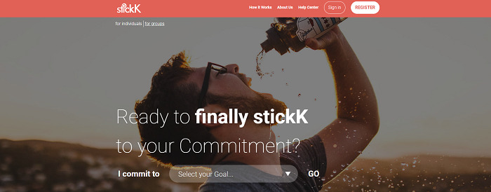 Stikk-website