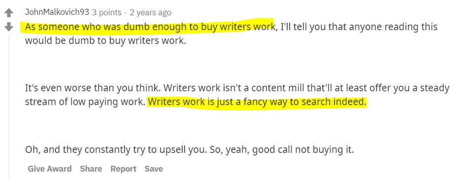 Writers-Work-Reddit
