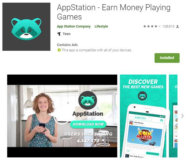 AppStation-app