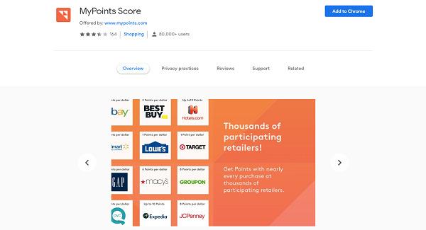 MyPoints-Score