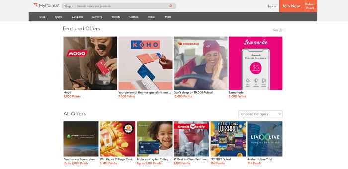 MyPoints-Shop-Online-Extension