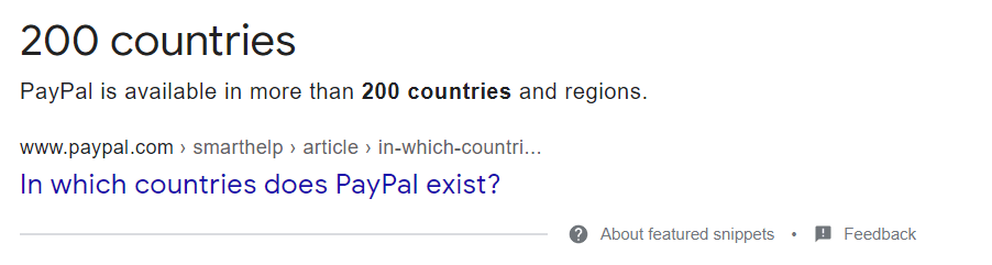 PayPal-countries