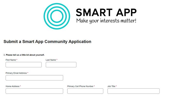 Signup-for-Smart-App