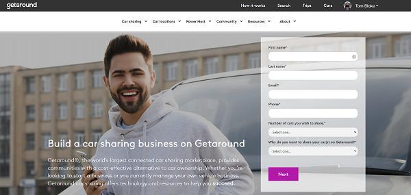 Getaround-car-sharing