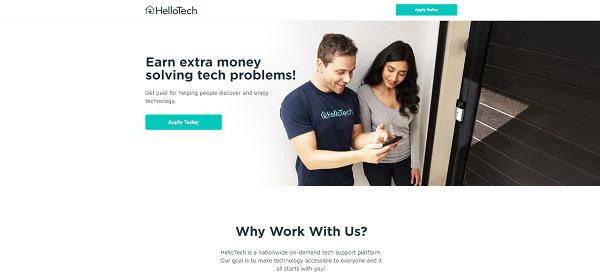 HelloTech-Technician