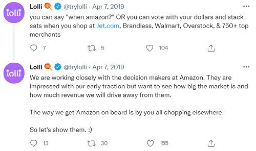 Lolli-Amazon