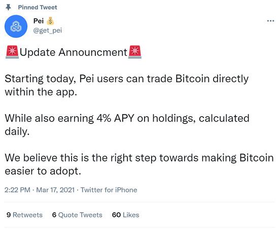 Pei-app-buy-Bitcoin