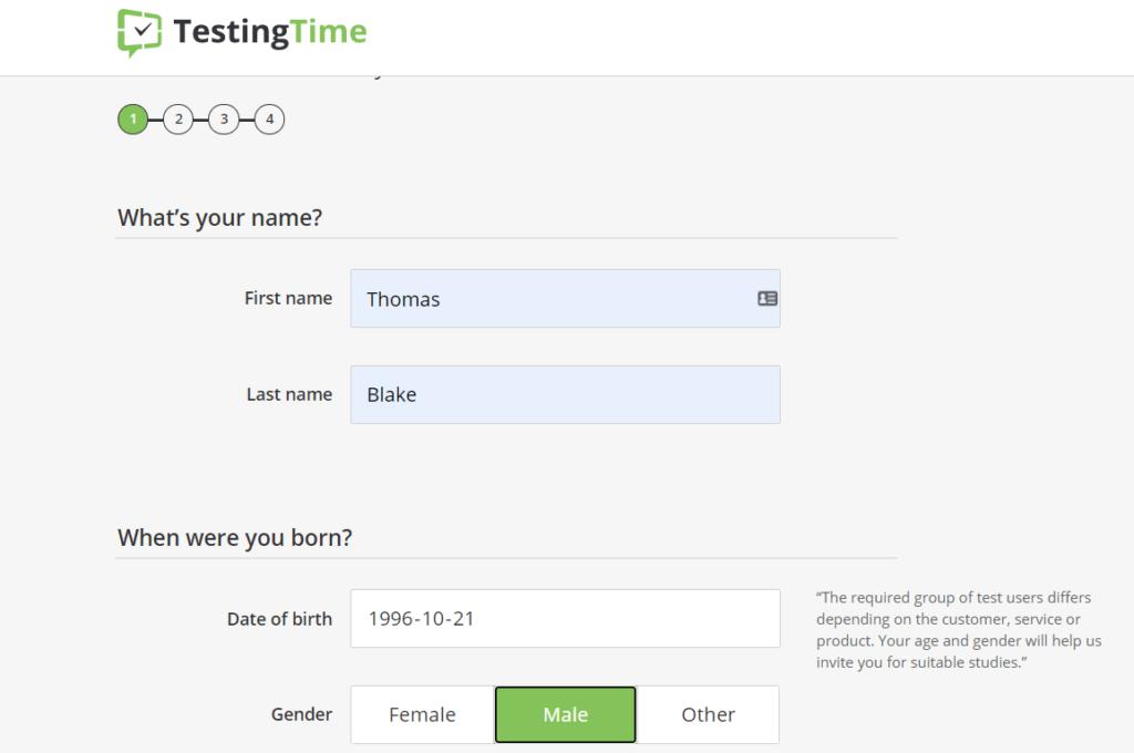 TestingTime-sign-up