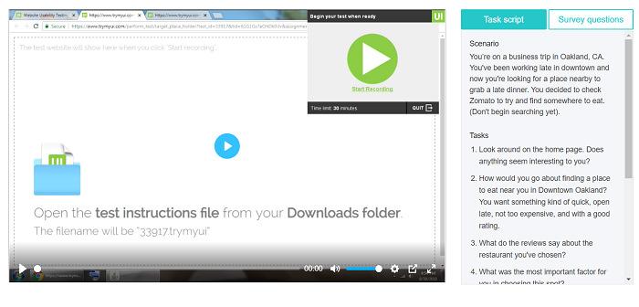 TryMyUI-test-example