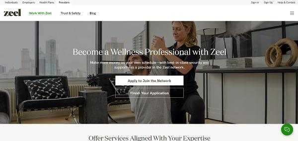 Zeel-Massage