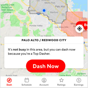 Dash-Anywhere