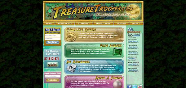 Treasure-Trooper