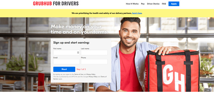 Grubhub-for-drivers