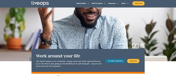 Liveops-customer-service