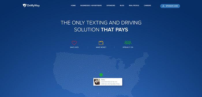 OnMyWay-app