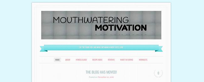 Wordpress-Food-Blog
