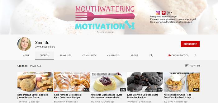 YouTube-food-blogger