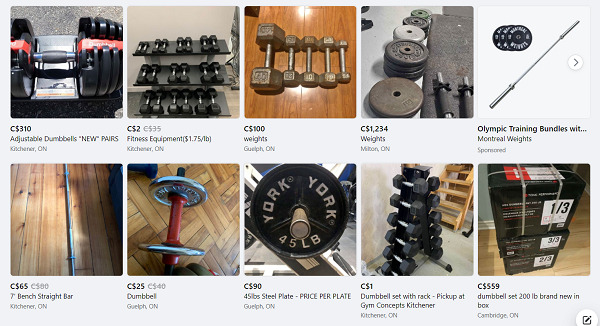 Facebook-marketplace-sell-weights