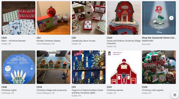 Seasonal-products-Facebook-Marketplace
