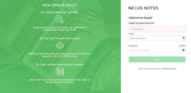 NexusNotes-Sell-Notes