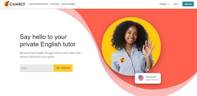 Cambly-tutoring