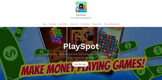 PlaySpot-app