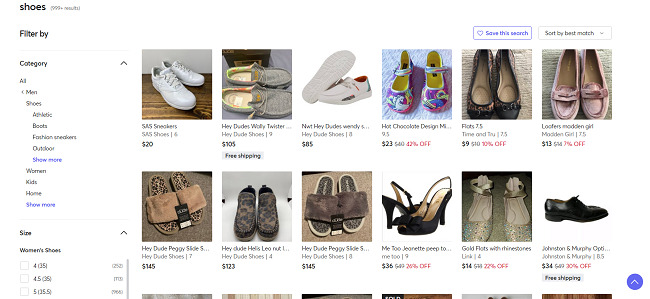 Shoes-mercari