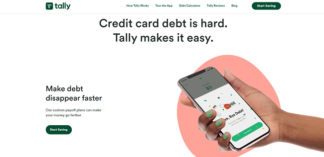 Tally-Debt-app
