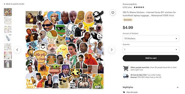 Sticker-pricing-guide