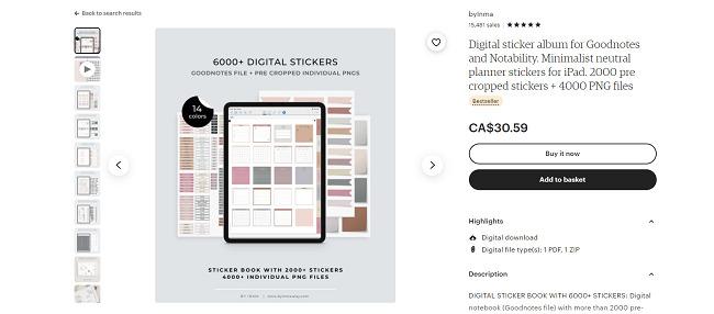 sticker-niche-example