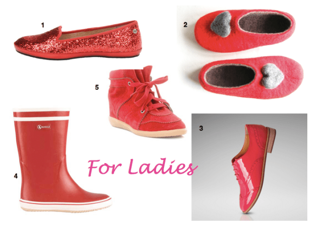 redshoesforladies