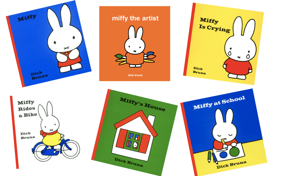 Miffy Books Miffy Inspired Everything This Picture