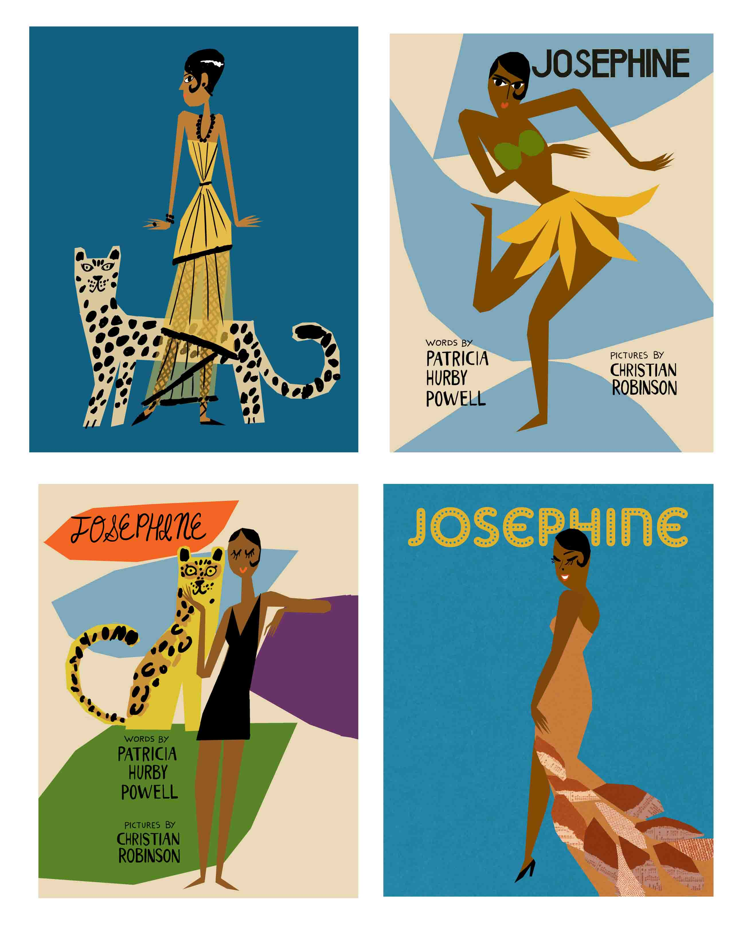 josephine: the dazzling life of josephine baker - This ...